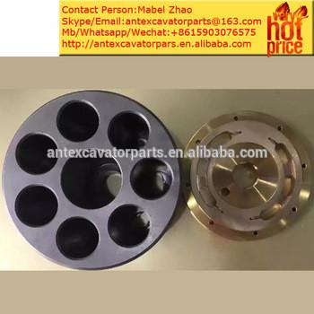 PC270LC,PC390LC,PC350-7,PC300-8,PC450-8 Valve Plate Swing Motor Shaft Plate 706-7K-41710