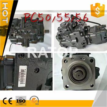 Excavator PC50 PC55 PC56 main pump Hydraulic