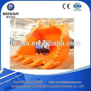 China Golden Supplier Excavator Bucket for Excavavtor PC240LC-8 PC300-3 PC300-5 PC300-6 PC300-7 PC360-7 PC400-3 PC400-5 PC600-6