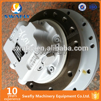 GM06 Completely Travel Motor GM06 MSP10066 Nabtesco Final Drive for Excavator YC60 E305.5 E306 PC50 PC56 SK55 EX60