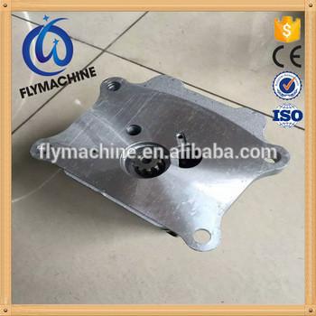Nachi PVD2B-36 Gear Pump For Mini Excavator PC56