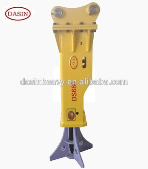 SB40-DS680 excavator rock breaker for DH55/60/75 PC56 Hitachi60/70,CAT305/306