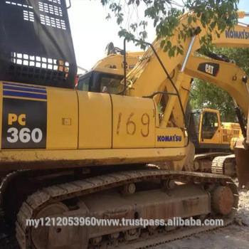 Hydraulic excavator komat PC450-7 PC450-8 used condition komat PC450-7 PC450-8 crawler excavator