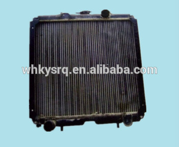 High quality PC56 excavator water cooling radiator