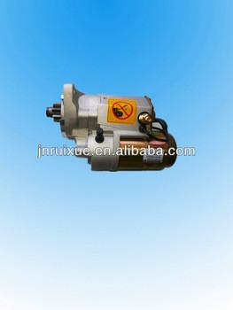 PC56 excavator motor, kubota engine throttle motor, engine parts, 17490-63014