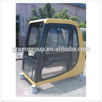excavator cabin,excavator cab,operator cab,PC75,PC60,PC120,PC200-7/8,PC360,PC400,PC45