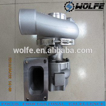 PC400-8 PC450-8 Dual Ball Bearing turbocharger suit for turbo deisel 6506-21-5020 truck for excavator