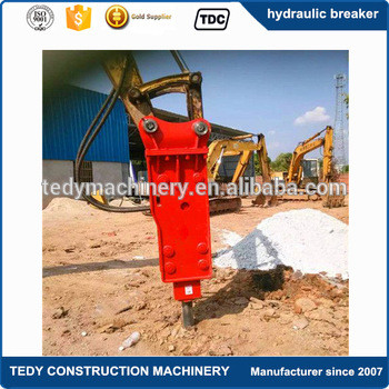 2.5-4.5tons pc30 pc56 mini excavator used attachments spare parts hydraulic breaker for excavator sale