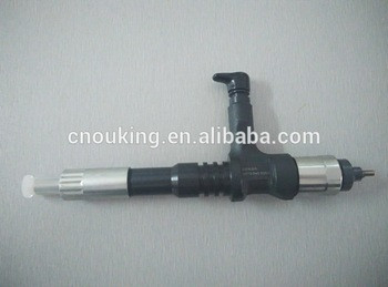 Genuine original DENSO Common Rail injector 095000-6070 for KO MA TSU PC400-8 PC450-8