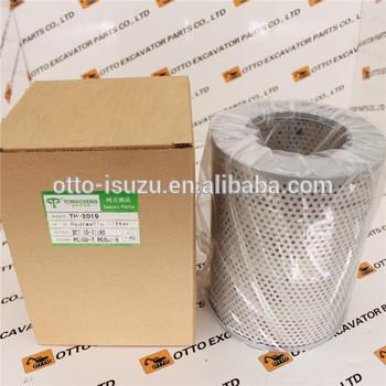 PC200-7 PC200-8 PC220-7 PC360-7 Excavator Hydraulic Oil Filter 207-60-71180