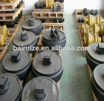 excavator front idler, PC400LC-6,PC360,PC360-7,PC420 PC450,PC450-7,PC450-8,PC600,PC600-7,PC600LC,PC600LC-7 idler parts