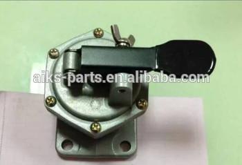 PC400-7 PC400-8 PC450-7 PC450-8 HAND OIL PUMP EXCAVATOR ENGINE PARTS