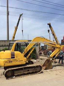 Mini excavator prices komatsu pc60-7 excavator , also pc55,pc78,pc56,pc35 mini excavator