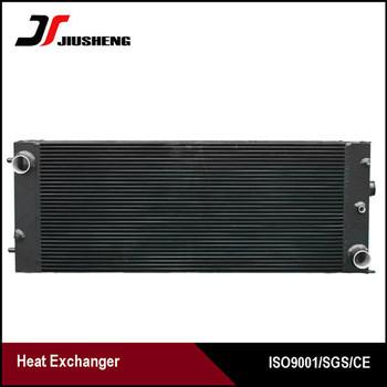 Aluminum Excavator Radiator For Komatsu PC450-8