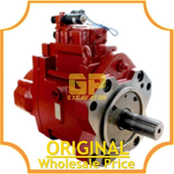 pc56 hydraulic main pump for excavator