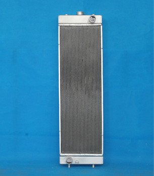 PC450-8 /200-6/60-7 Water Tank and Oil Cooler Excavator Radiator