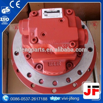 excavator PC200 Final drive 20Y-27-00432 PC200-6 pc200-7 PC200-8 PC220-7 PC 300-7 PC360-7