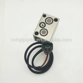 Wholesale price Excavator 0.45KG PC200-8 PC300-8 702-21-60900 hydraulic solenoid valve