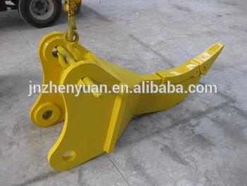 Excavator part single shank ripper / ripper shank for excavator PC360 PC240-8 PC200