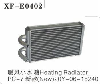 Radiator Ass'y 208-03-75111 Excavator Spare Parts PC450-8