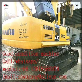 Japan used Komatsu PC360-7 crawler excavator/Komatsu PC300-7 PC350 PC350-7 PC360 PC360-7 PC400-7 PC450 PC450-7
