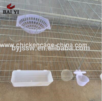 Racing Pigeon Breeding Cage for Sale (galvanized)