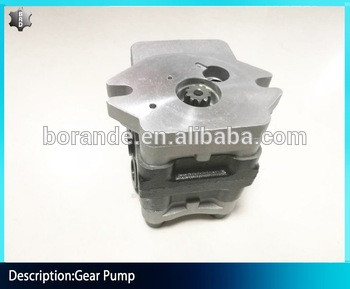 PC50 PC55 PC50UU PC56-7 PC56 PC45R-8 Hydraulic Gear Oil Pump Excavator Pilot Pump