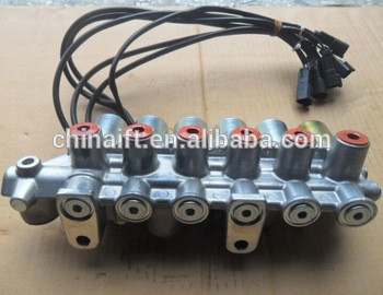 PC120-7 solenoid valve group valve excavator solenoid valve PC130-7 PC200-8 PC240-8 PC360-7 PC400