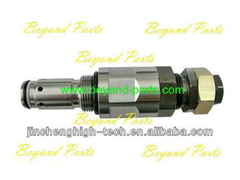 Crawller pc360-7 pc200-7 hydraulic relief valve service for excavator 723-40-91102 723-40-91101 723-40-91132