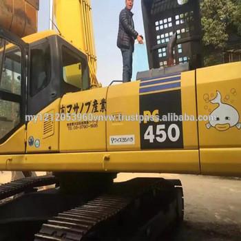 Long arm komatsu excavator PC450, also PC120,PC200-6,PC200-7,PC200-8, PC220