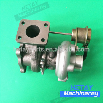 China Supplier PC56-7 RHF3 4D87 V2403 Turbocharger 1G491-17011/1G491-17012/1G491-17010 for Kubota Engine