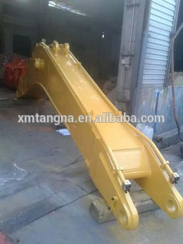 excavator spare parts,pc56-7 pc60-8 pc70-8 excavator long reach boom,long reach arm