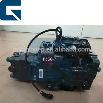 PC56-7 Hydraulic Pump for Excavator