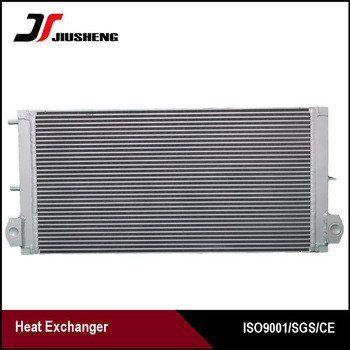 For PC450-8 Hydraulic Oil Cooler For Excavator