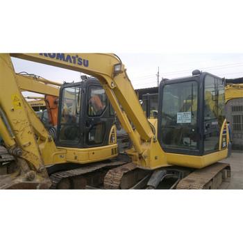 Komatsu pc56-7 used mini excavator for sale