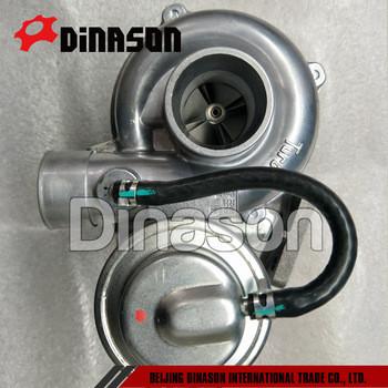 RHF3 1G491-17012 VA410164 For Komatsu with PC56-7 turbocharger