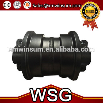 Excavator Undercarriage Parts PC400LC-6 PC450-6 PC450LC-6 Track Bottom Lower Down Roller