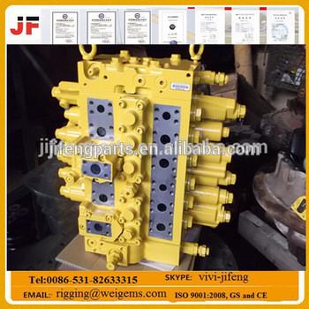 main control valve Komats u excavator PC360-7