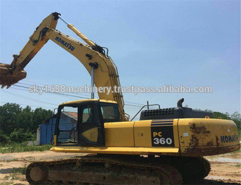 original condition komatsu pc360-7/pc360-8/pc350-7 used excavator for sale with good price in japan