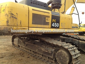 Komatsu 45 ton excavator pc450, also pc200-6,pc200-5,pc220-7,pc220-8
