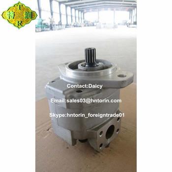 Excavator PC60-3 two stage hydraulic pump, 705-12-29330 excavatoe parts hydraulic pump