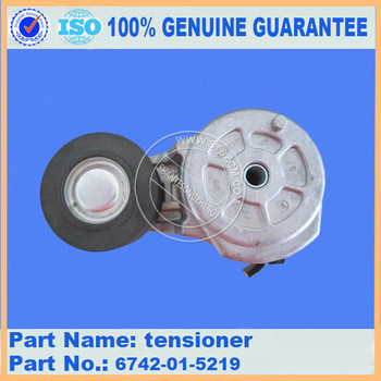 Apply to excavator parts PC360-8 TENSIONER, BELT 6754-61-4111 competitive price