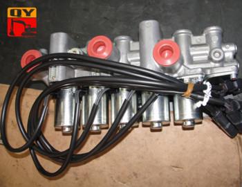 Solenoid valve group, solenoid valve , excavator solenoid valve pc130-7 pc200-8 pc240-8 pc360-7 pc400-7