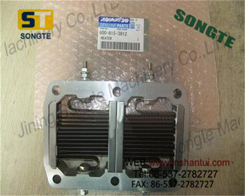 PC450-8 excavator heater ribbons 600-815-3812 Excavator Engine parts