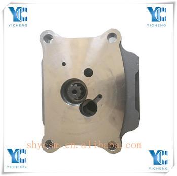 loaders machine parts hydraulic high quality gear pump PC56