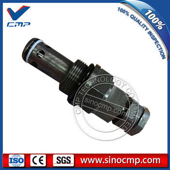 AT excavator parts PC400-8 PC450-8 relief valve 723-40-91500