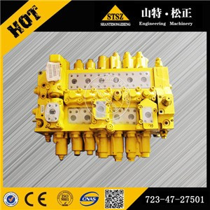 Apply to excavator parts PC360-8 valve assy 702-21-01920 competitive price