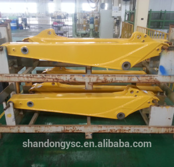 long reach boom and arm, excavator parts long boom and arm for PC200-7-8/PC220-7-8/PC240/PC270/PC300/PC360-7 /PC400LC-7/PC450-7