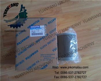 PC450-8 Excavator oil strainer 20B-60-11160