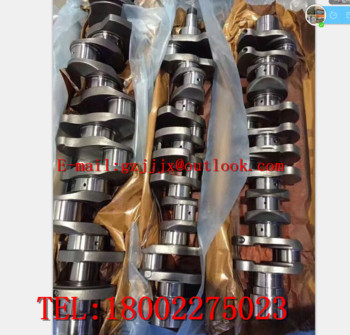 Engine Parts PC340-6 PC340LC-6 PC56-7 PC78UU-6 crankshaft,The camshaft,The connecting rod excavator